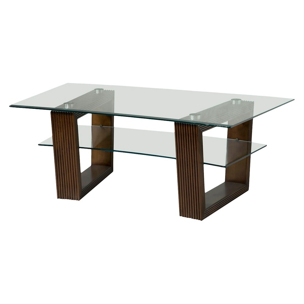 Bob timberlake home rectangle glass top collector s cocktail table coffee table find it at Collectors coffee table