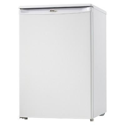 Danby 4.3 Cu. Ft. Upright Freezer - White DUFM043AW