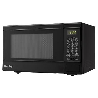 Danby 1.4 Cu. Ft. 1100 Watt Microwave Oven - Black DMW14SA1BD