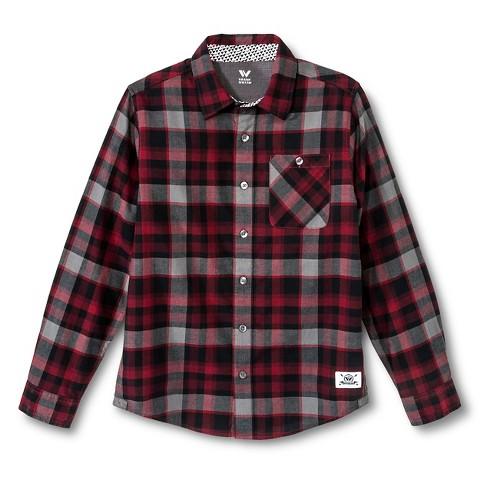 boys 39 flannel shirt shaun white target