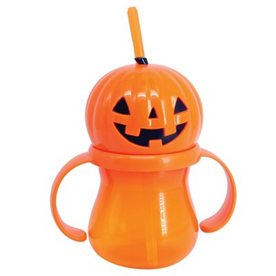 Halloween Pumpkin Sippy Cup