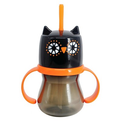 Halloween Owl Sippy Cup