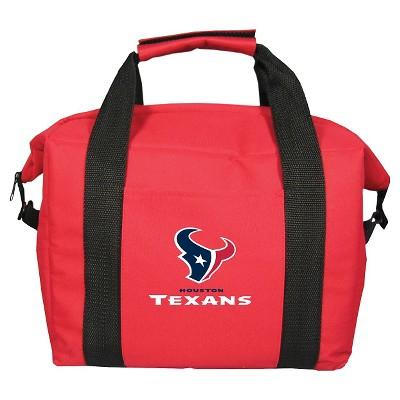 Houston Texans 12 Pk Kooler Bag