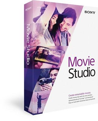 Sony Movie Studio Version 13