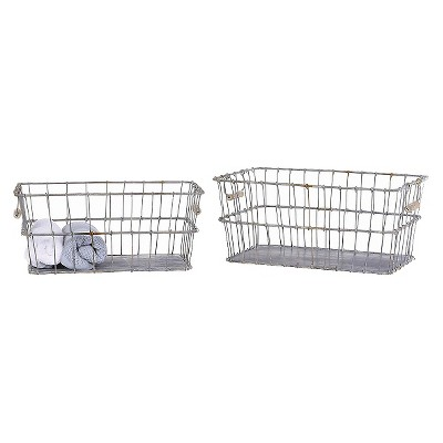 Tin Baskets