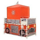 Fire Chief Loft Bed