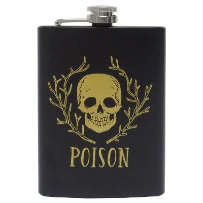 Halloween Flask - Poison