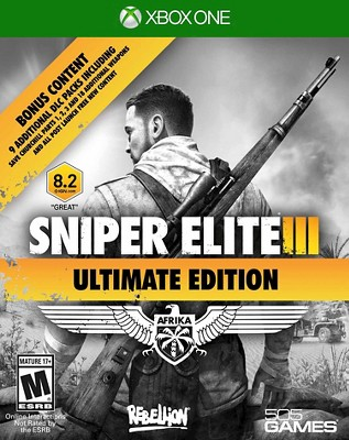 Sniper Elite III: Ultimate Edition (Xbox One)
