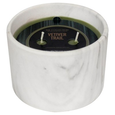 Urban Collection Mountain View Marble Jar Candle