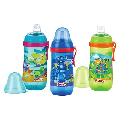 Nuby Trainer Sipeez Sippy Cup - Mermaid