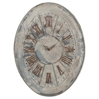 A&B Home Oval Clock