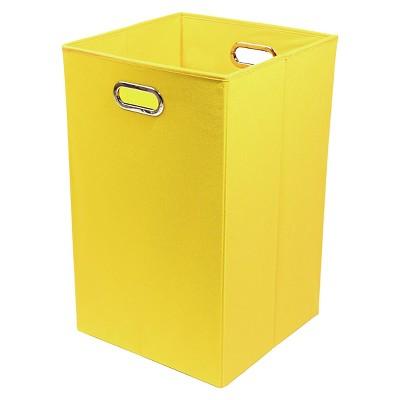 Modern Littles Laundry Basket - Yellow