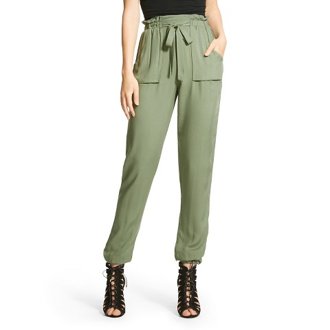 Simple Womens Green Skinny Cargo Pants PromotionShop For Promotional Womens
