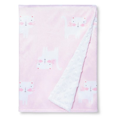 Circo™ Valboa Baby Blanket - Sweet Kitty