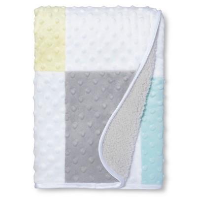 Circo™ Valboa Baby Blanket - Uni Patchwork