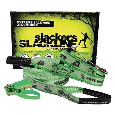 B4 Adventures Slackers Wave Walker Kit - Green (50')