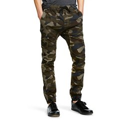 Seven7 Men's Jogger Pants Green Olive