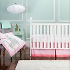 Circo® 4pc Crib Bedding Set - Sweet Kitty