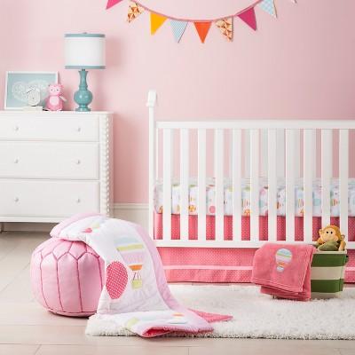 Crib Bedding Set Circo Red