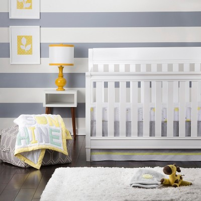 Circo™ 4pc Crib Bedding Set - My Sunshine
