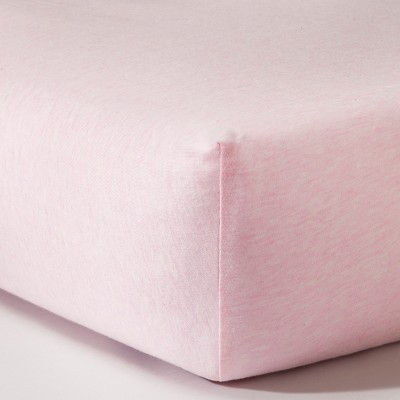 Circo™ Baby Fitted Sheet - Pink Heather