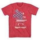 Mickey Mouse Boys' Patriotic Graphic Tee
