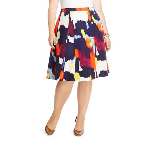midi skirt multicolor target