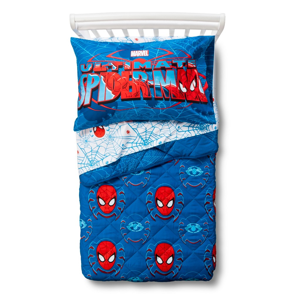 Spiderman Bedding Set Target
