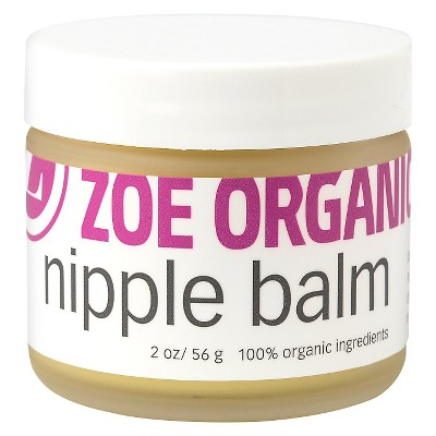 Zoe Organics Nipple Cream - 2 oz