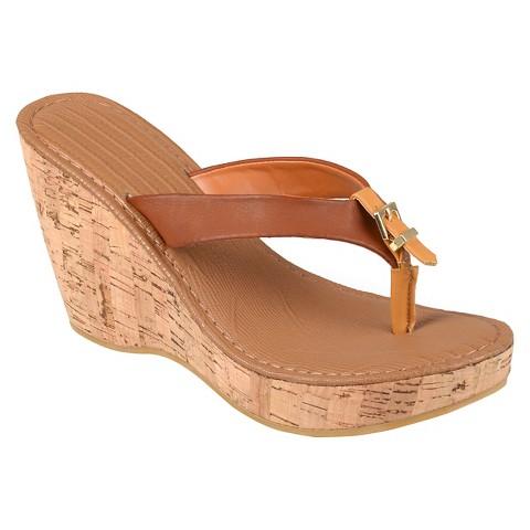 s journee collection wedge sandals target