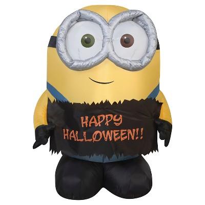 Halloween Airblown Minions