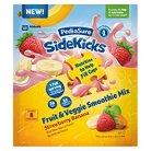 PediaSure Sidekicks Fruit & Veggie Smoothie Mix, Strawberry Banana - 5.6oz