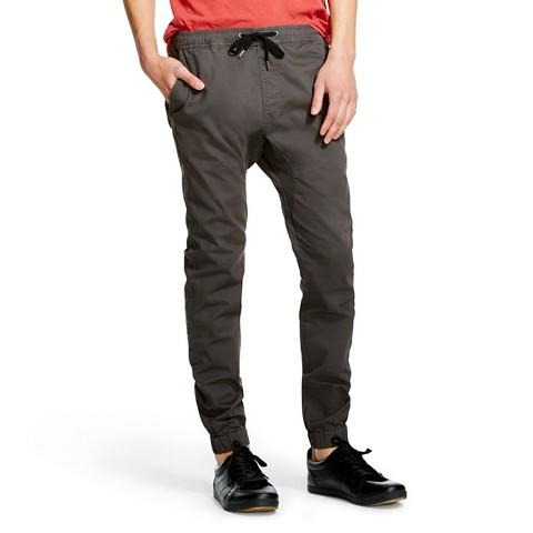 Elegant Women39s Plus Size Twill Jogger Pants GreenForever Audrey Product