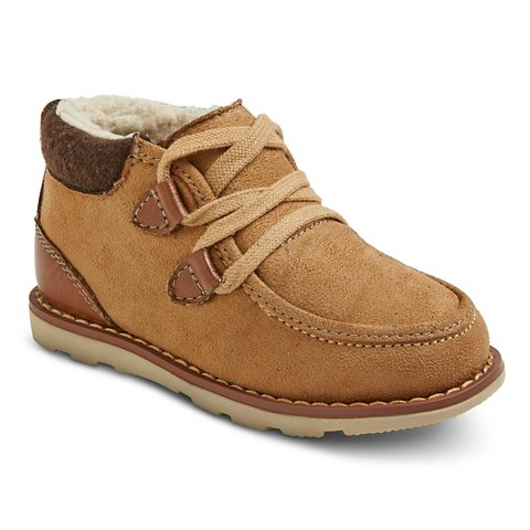 toddler boy s hamilton suede fashion boots brown target