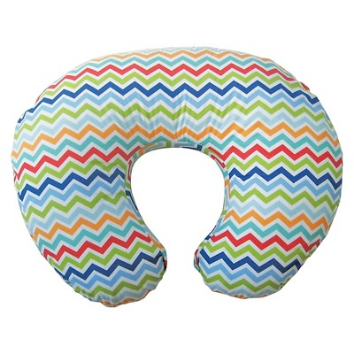 Boppy Nursing Pillow Colorful Chevron