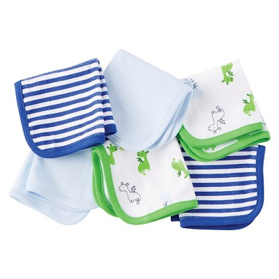 Just One You™ Made By Carter's® Newborn Washcloth Set - Blue