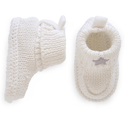 Just One You™ Made By Carter's® Newborn Bootie Slipper - White NB