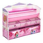 Deluxe Book & Toy Organizer Disney Princess - Delta Children