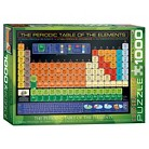 Periodic table of Elements 1000 pc Puzzle