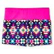 Girls' Gymnastics Printed Shorts- Circo®