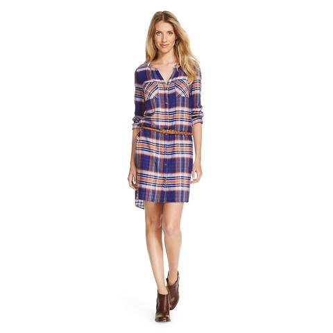 Excellent Dresses Plaid Shirt Dress Dresses
