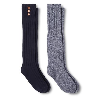 Women's Casual Socks 2-Packk 4-10 - Merona™