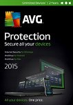 AVG Protection - 2015 for 2 Years (Unlimited Devices)