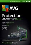 AVG Protection - 2015 for 1 Year (Unlimited Devices)