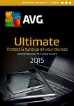 AVG Ultimate - 2015 for 2 Years (Unlimited Devices)