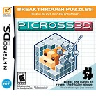 Picross 3D PRE-OWNED (Nintendo DS)