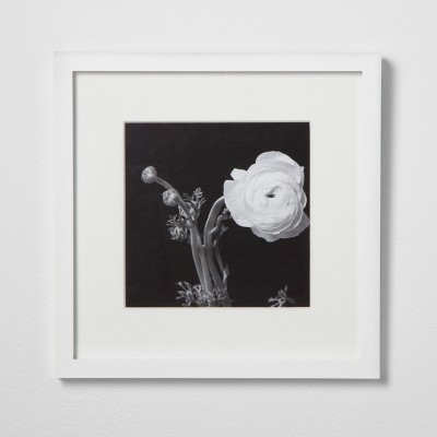 Frame - White - 12x12 Matted for 8x8 Photo - Room Essentials™