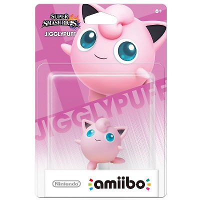 Nintendo amiibo Jigglypuff