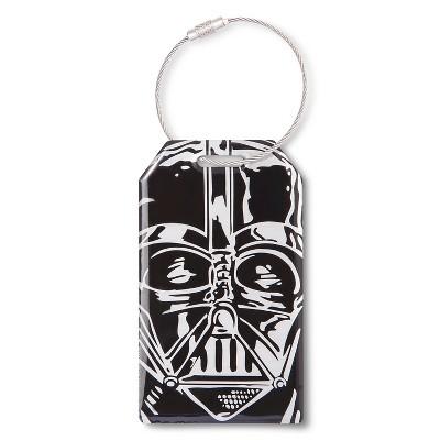 Star Wars Darth Vader Luggage Tag - Black