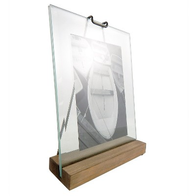 "4""x6"" Glass Float Frame  - Threshold™"